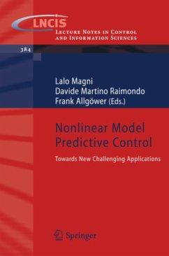 Nonlinear Model Predictive Control - Magni, Lalo / Raimondo, Davide Martino / Allgöwer, Frank (ed.)