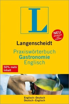 Praxiswörterbuch Gastronomie Englisch - Kerndter, Fritz; Flynn, Annette U.; Hadoke, Mike