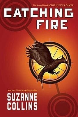 The Hunger Games 2. Catching Fire - Collins, Suzanne