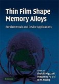 Thin Film Shape Memory Alloys: Fundamentals and Device Applications