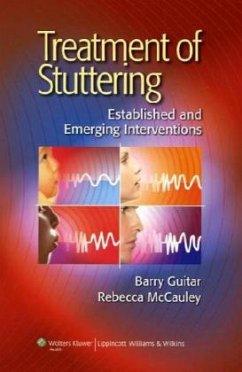 Treatment of Stuttering