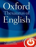 The Oxford Thesaurus of English