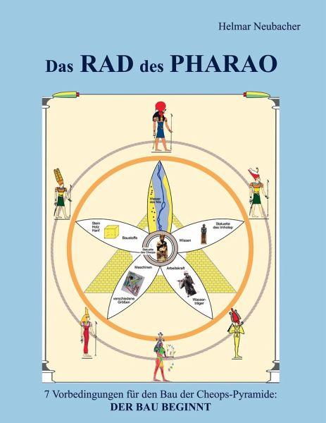 Das Rad des Pharao - Neubacher, Helmar