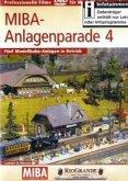 MIBA-Anlagenparade 4: Fünf Modellbahn-Anlagen in Betrieb