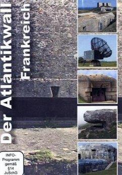 Der Atlantikwall, 1 DVD. Tl.1