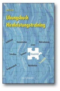 Übungsbuch Hirnleistungstraining - Kasten, Erich