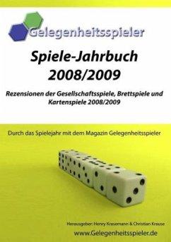 Spiele-Jahrbuch Gelegenheitsspieler 2008/2009