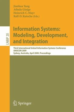 Information Systems: Modeling, Development, and Integration - Yang, Jianhua / Ginige, Athula / Mayr, Heinrich C. et al. (Volume editor)
