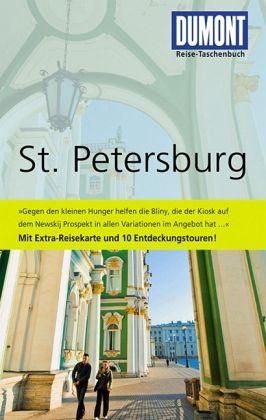 DuMont Reise-Taschenbuch St. Petersburg - Gerberding, Eva