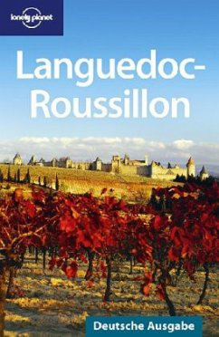 Lonely Planet Languedoc-Roussillon - Williams, Nicola; Roddis, Miles