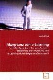 Akzeptanz von e-Learning