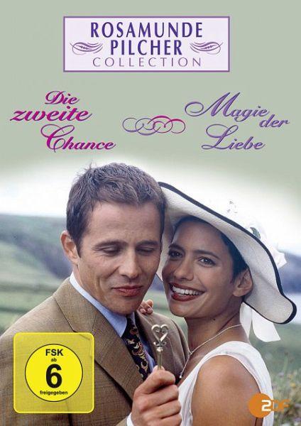 Rosamunde Pilcher: Die zweite Chance / Magie der Liebe auf