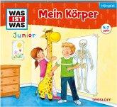 Mein Körper / Was ist was junior Bd.7 (Audio-CD)