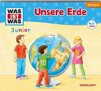 Unsere Erde / Was ist was junior Bd.10 (Audio-CD)