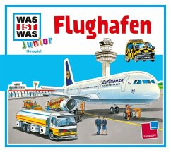 Flughafen / Was ist was junior Bd.11 (Audio-CD)