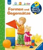 Formen und Gegensätze / Wieso? Weshalb? Warum? Junior Bd.31