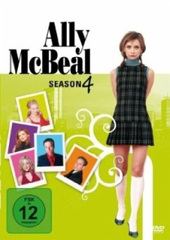 Ally McBeal: Season 4 (6 DVDs)