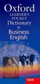 Oxford Learner's Pocket Dictionary of Business English (Intermediate to Advanced)