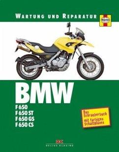 BMW F 650 / F 650 ST / F 650 GS / F 650 CS - Coombs, Matthew