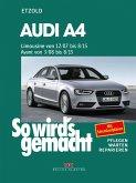 Audi A4, Limousine 12/07-8/15, Avant 3/08-8/15