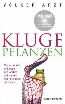 Kluge Pflanzen, m. DVD - Arzt, Volker