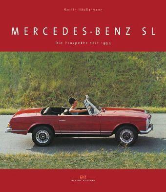 Mercedes Benz SL - Häußermann, Martin