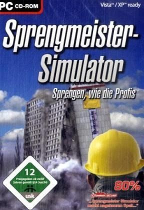 sprengmeister spiel
