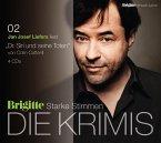 Dr. Siri und seine Toten / Dr. Siri Bd.1 (4 Audio-CDs)