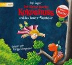 Der kleine Drache Kokosnuss und das Vampir-Abenteuer / Die Abenteuer des kleinen Drachen Kokosnuss Bd.12, 1 Audio-Cd