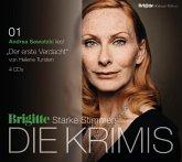 Der erste Verdacht / Kriminalinspektorin Irene Huss Bd.5 (4 Audio-CDs)