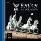 Berliner Sagen und Legenden, 1 Audio-CD