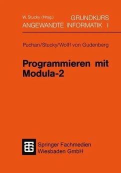 Programmieren mit Modula-2