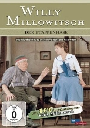 willy millowitsch der etappenhase film auf dvd. Black Bedroom Furniture Sets. Home Design Ideas