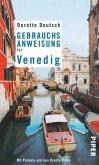 Gebrauchsanweisung für Venedig
