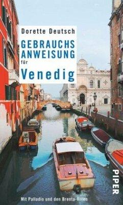 Gebrauchsanweisung für Venedig - Deutsch, Dorette