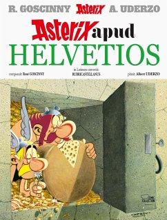 Asterix apud Helvetios; Asterix bei den Schweizern / Asterix Latein Bd.23 - Goscinny, René; Uderzo, Albert