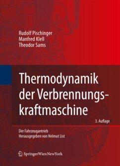 Thermodynamik der Verbrennungskraftmaschine