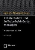 Rehabilitation und Teilhabe behinderter Menschen