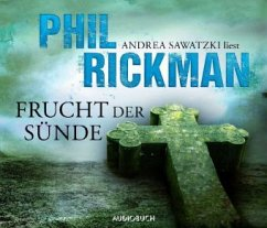 Frucht der Sünde, 6 Audio-CDs - Rickman, Phil