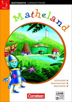 Matheland 1 - 1./2. Klasse (PC)