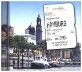 Spaziergang durch Hamburg, 1 Audio-CD