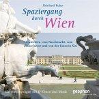 Spaziergang durch Wien, 1 Audio-CD