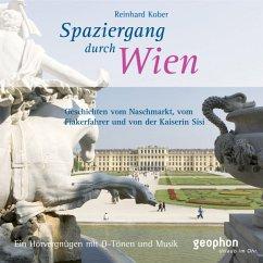 Spaziergang durch Wien, 1 Audio-CD - Kober, Reinhard