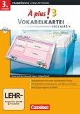 Vokabelkartei interaktiv, CD-ROM / À plus! Bd.3
