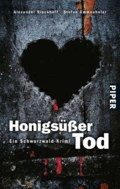 Honigsüßer Tod / Hubertus Hummel Bd.7 - Rieckhoff, Alexander; Ummenhofer, Stefan