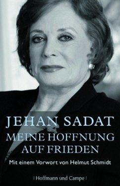 Meine Hoffnung auf Frieden - Sadat, Jehan