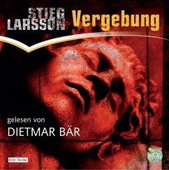 Vergebung / Millennium Bd.3 (8 Audio-CDs) - Larsson, Stieg