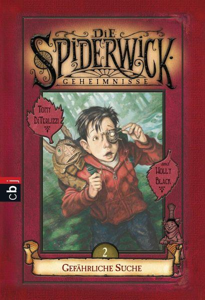Die Geheimnisse Der Spiderwicks Besetzung