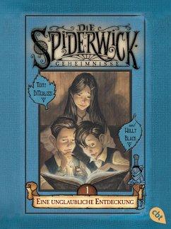 Die Spiderwick Geheimnisse: Band 1 - Eine unglaubliche Entdeckung - Tony DiTerlizzi & Holly Black