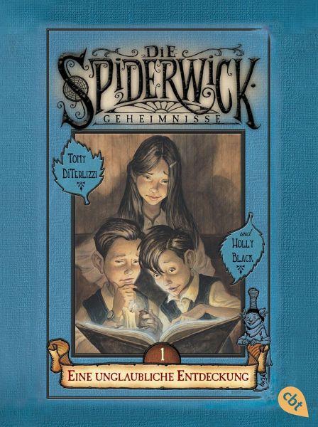 Buch-Reihe Die Spiderwick Geheimnisse von DiTerlizzi & Black